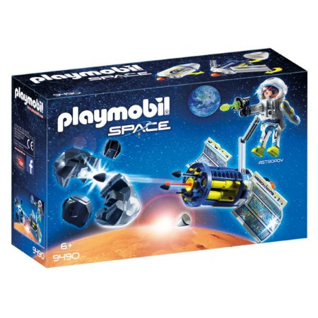 Playmobil 9490 Space - Meteorite Destroyer