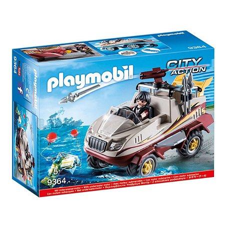 Playmobil 9364 Caminhão Anfibio City Action