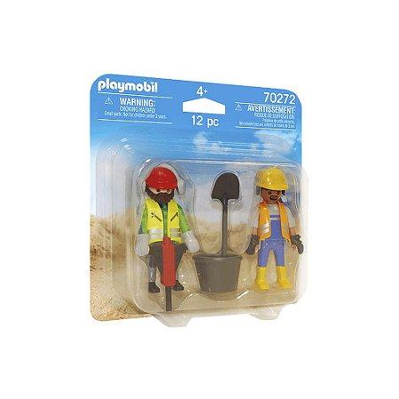 Duopack Trabalhadores da construção