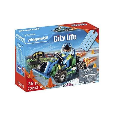 Playmobil Gift Set Kart