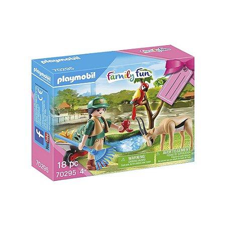 Playmobil Gift Set zoológico