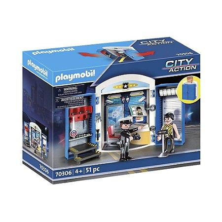 Playmobil Gift Set Estação Policial