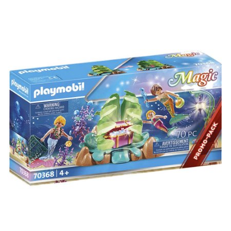 Playmobil Lounge Coral de sereias