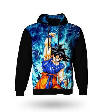 Casaco de Moletom Goku - Dragon Ball Z