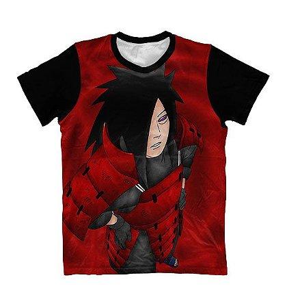 Camiseta Madara Uchiha - Naruto
