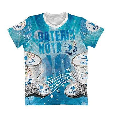 Camiseta Beija Flor Bateria