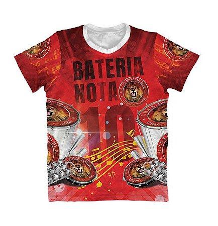 Camiseta Estácio de Sá Bateria