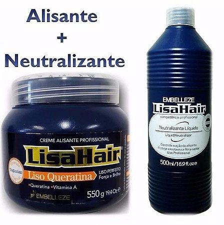 Alisante Lisahair e Neutralizante