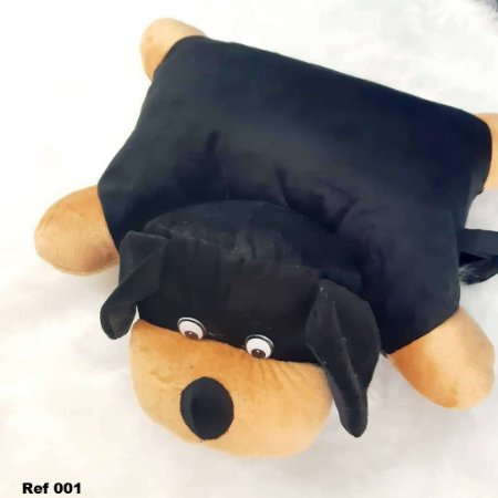 Travesseiro Cachorrinho Pelúcia