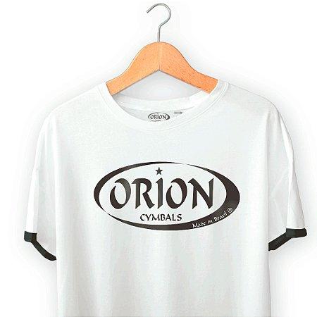 Camiseta Orion Tradicional - Dupla Manga - Ilhós