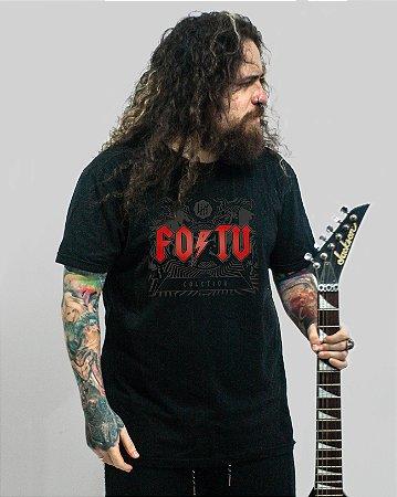 [Edição limitada Dia Mundial do Rock®] Camiseta Regular Fortù AC/DC