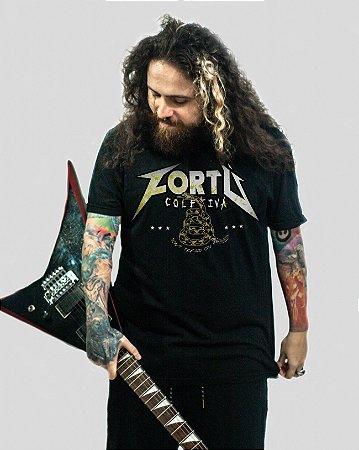[Edição limitada Dia Mundial do Rock®] Camiseta Regular Fortù Metallica