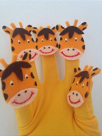 Luvinhas Girafinhas - par