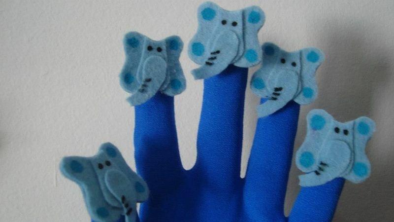 Luvinhas Elefantinhos - par
