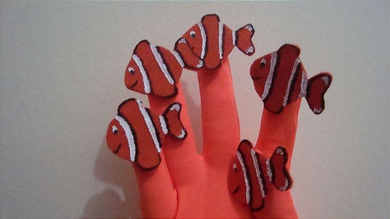 Luvinhas Peixinhos - par