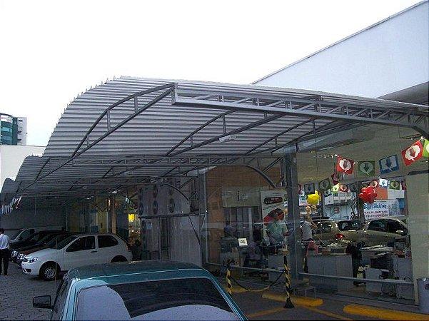 Cobertura de Estacionamento