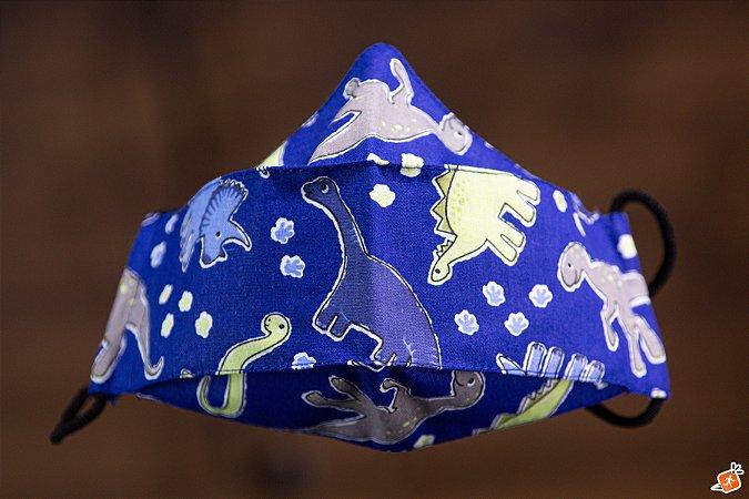 H - Dino Azul