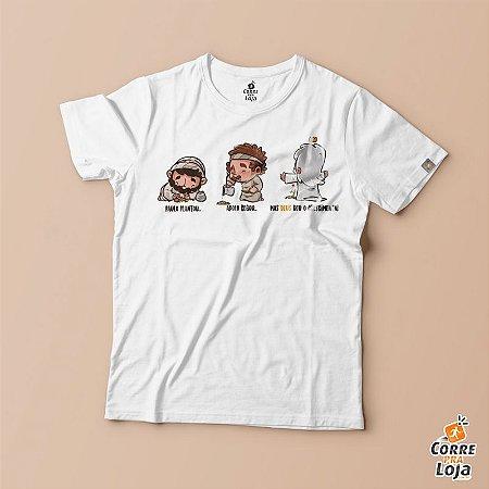 T-Shirt BRANCA-Crescimento