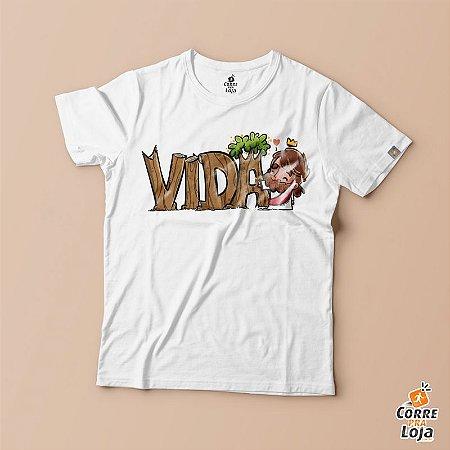 T-Shirt BRANCA-Vida