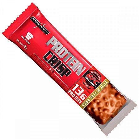 Barra de proteína Crisp Avelã 45g INTEGRALMEDICA