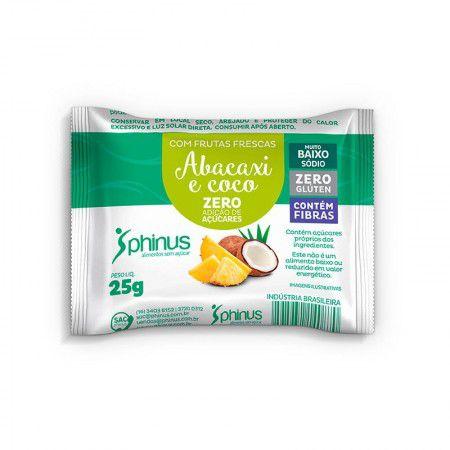 Phinus Barra Abacaxi e Coco 25g