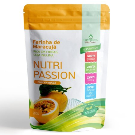 Herbal Nature Nutri Passion 200g