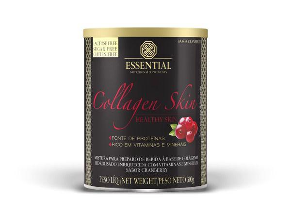Collagen Skin Cramberry Lata 300g  Essential