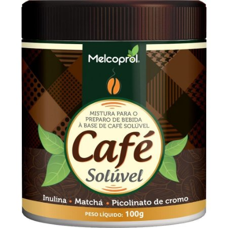 cafe soluvel melcoprol 100g