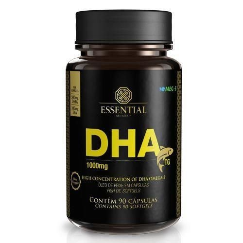 DHA TG 1G 90 caps - Essential