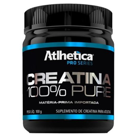 Creatina 100% Pura Pro Series (100g) - Atlhetica Nutrition
