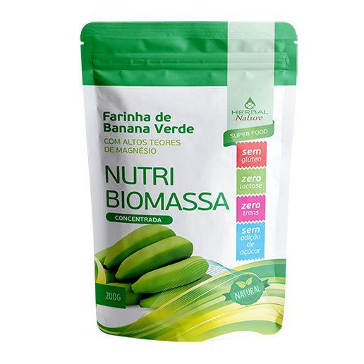 Herbal Nature Nutri Biomassa 200g