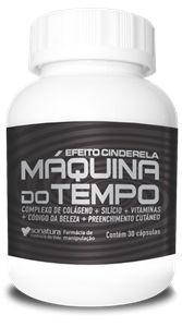 MAQUINA DO TEMPO - 30 CAPSULAS