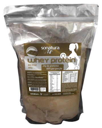 WHEY PROTEIN CHOCOLATE 900G