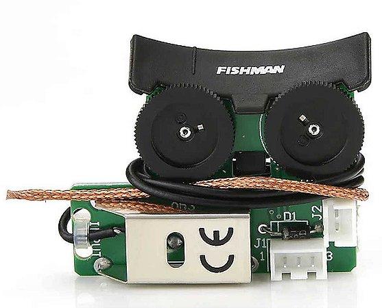Captador Fishman Sonitone Original Para Violão Aço Ou Nylon