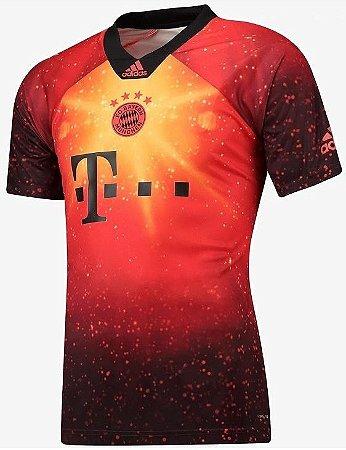 64e2252f1c8ad Camisa Bayern Munique 3 Especial EA Sports 18/19 - MV Sports