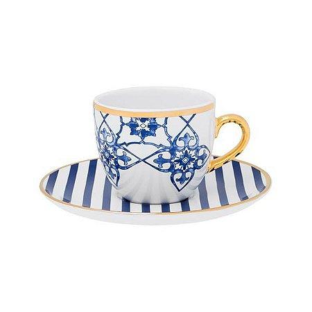 Xicara de Chá da Linha Coup Lusitana 200ml - Oxford