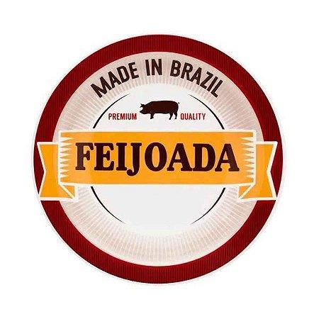 Prato Fundo Feijoada Made In Brazil- Oxford