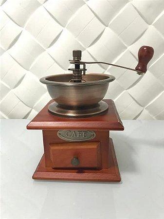 Moedor de Café Manual Brown Retro - Mimo Style