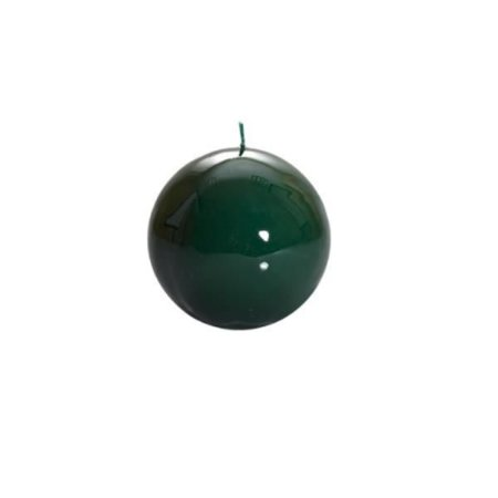 Vela Italiana Esfera 120MM Verde