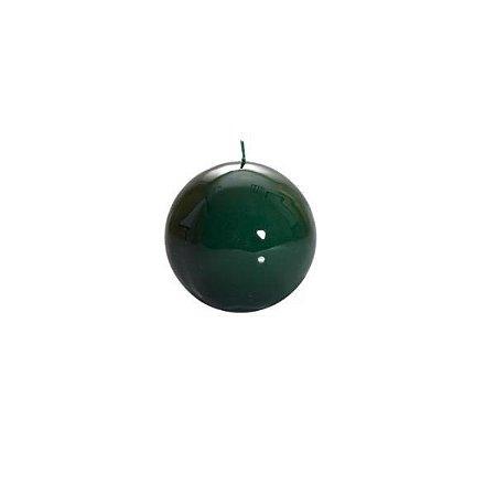Vela Italiana Esfera 100MM Verde