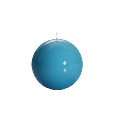 Vela Italiana Esfera 100mm Turquesa
