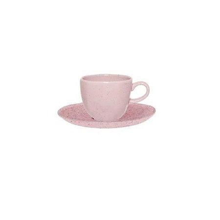 Xícara de Café Pink Sand