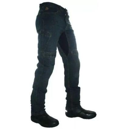 Calça Jeans Masculina Com Proteção Spirit Hlx Confort