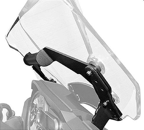 Suporte Gps Suzuki V-strom 1000 2014+ Preto