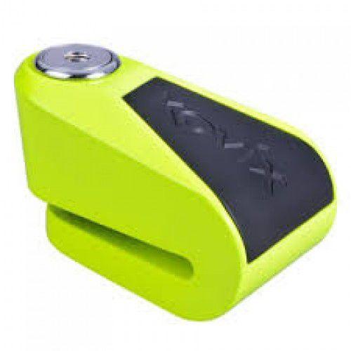 Trava Disco Moto Com Alarme Kovix Knl6 Bateria Recarregável