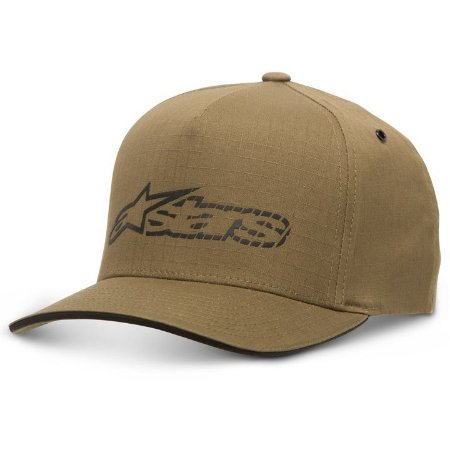 Boné Alpinestars Sage Army Green Original Flex Fit