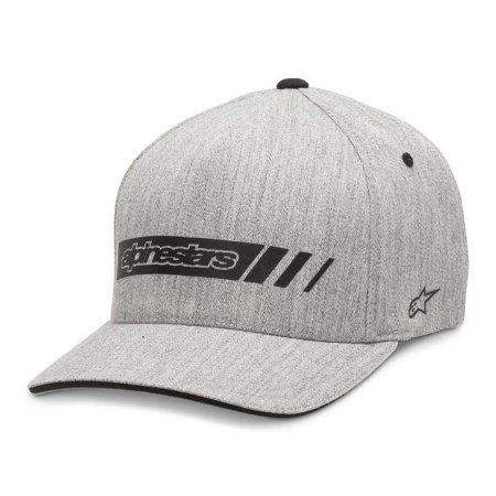 Boné Alpinestars Gp Heather Gray Original Flex Fit