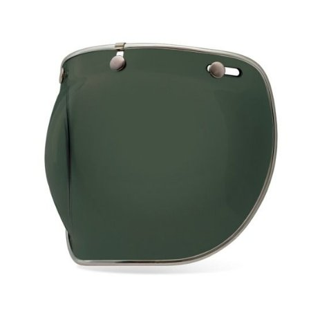 Viseira Bolha Bubble Deluxe Bell Wayfarer Green