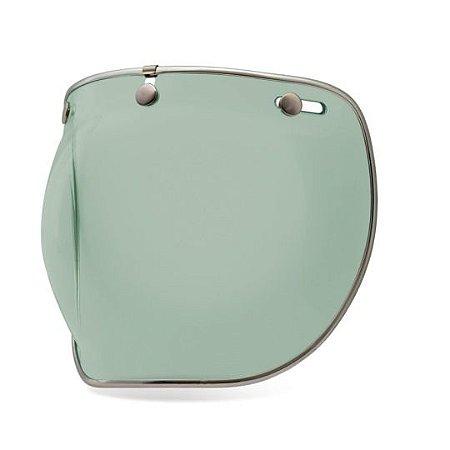 Viseira Bolha Bubble Deluxe Bell Mint Verde