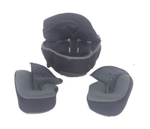 1d50044361fd1 Forro Forração Completa Capacete Norisk Ff370 Original - Motoxwear